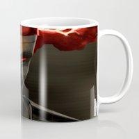 Rusty Joints Portrait Mug