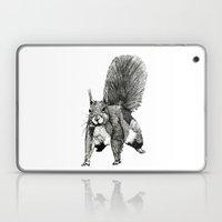 Pesky Squirrel Laptop & iPad Skin