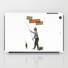 The fisher king iPad Case