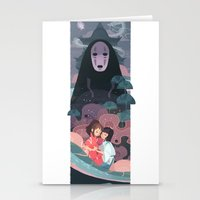 Return of the Spirit Stationery Cards