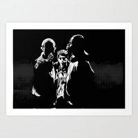 Three Kings Art Print