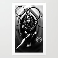 The TechMother Art Print