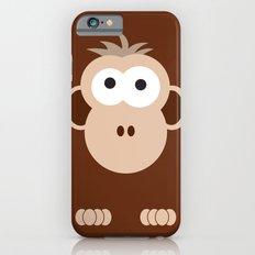 Minimal Monkey iPhone 6s Slim Case
