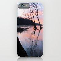 reflecting dusk iPhone 6 Slim Case