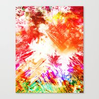 TROPICALIA IV Canvas Print