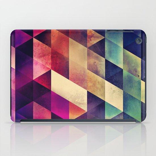 yvyr yt iPad Case