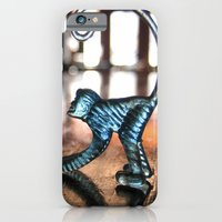 iPhone & iPod Case featuring Monkeys by Leandro