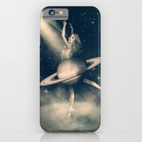 When Saturn Starts Danci… iPhone 6 Slim Case