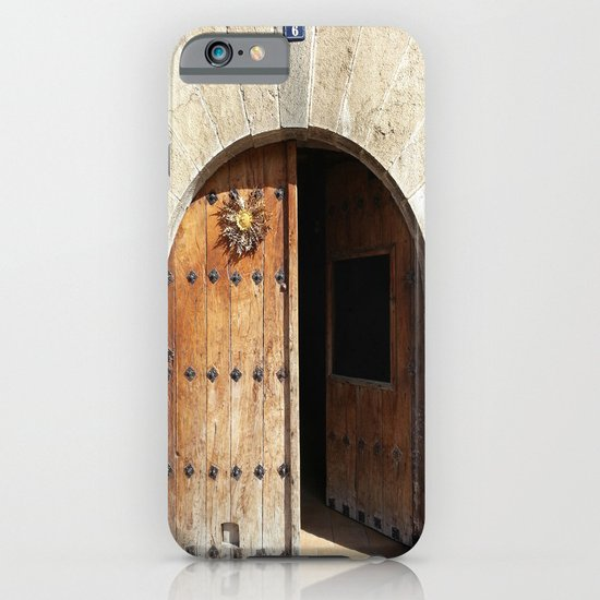 zortea charm iPhone & iPod Case