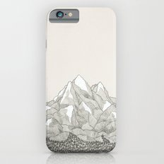 The Mountains and the Woods Slim Case iPhone 6s