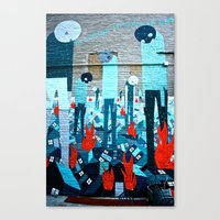 Brooklyn Escape Canvas Print