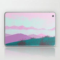 Mountains Chrome Laptop & iPad Skin