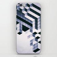 Yptycyl Ydyfyce iPhone & iPod Skin
