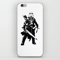 Fantasy Trooper iPhone & iPod Skin