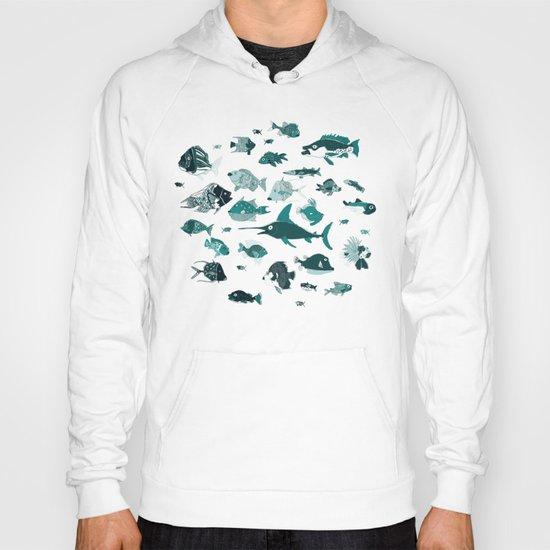 Something Fishy Hoody