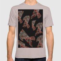 Vortex Mens Fitted Tee Cinder SMALL