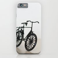 iPhone & iPod Case featuring Bycicle by Hilary Upton