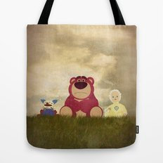 The Tragedy of Lotso Tote Bag