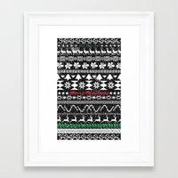 Holiday   Christmas 15' Framed Art Print