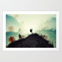 1[m]m0rt4l [ex. B] Art Print