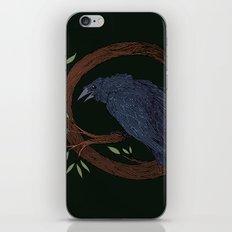 Raven  iPhone & iPod Skin