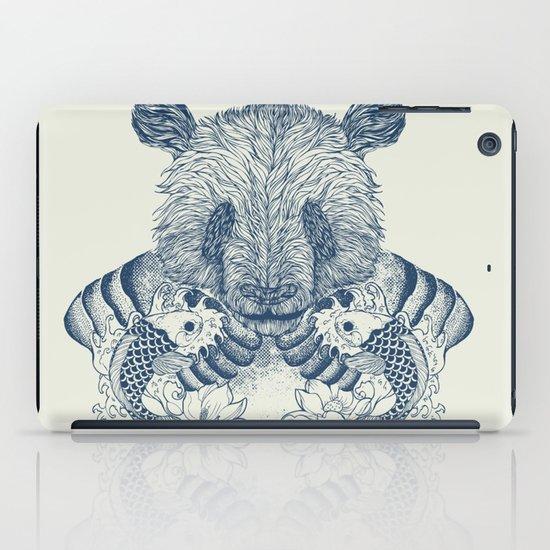 Panda Tattoo iPad Case