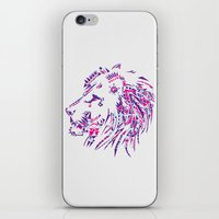 Aztec Lion iPhone & iPod Skin