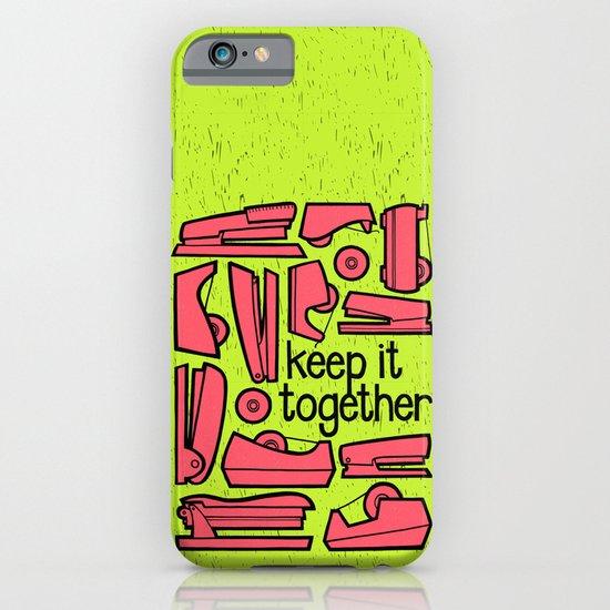 keep it together ii iPhone & iPod Case