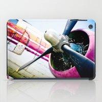 C160 Military Transport Airplane iPad Case