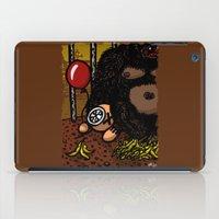 La Cage Du Gorille iPad Case