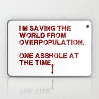 I Can Change The World! Laptop & iPad Skin