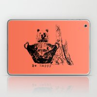 Happy To Bear It With You Laptop & iPad Skin