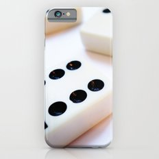Dominoes Pattern #6 Slim Case iPhone 6s