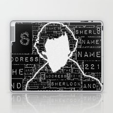 Sherlock BBC: Type Laptop & iPad Skin