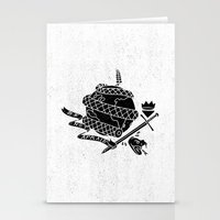 Be Not Afraid In This World Stationery Cards