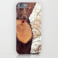 arrow through the heart iPhone 6 Slim Case