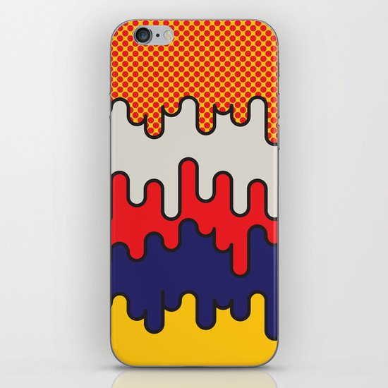 Lichtenstein iPhone & iPod Skin