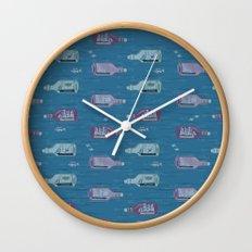 Salad Daze (Variant) Wall Clock