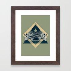 FISCHERS FRITZ Framed Art Print