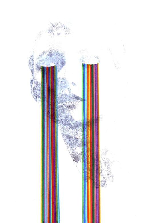 Lacryma Color Art Print
