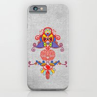 iPhone & iPod Case featuring Sealife Harmony by Vanya