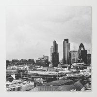 Skytop Canvas Print