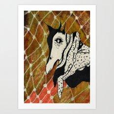 Falladah Art Print
