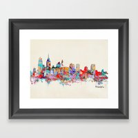Philadelphia Pennsylvani… Framed Art Print