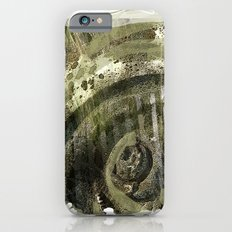 1800's Gravestone Art Series 2 iPhone 6 Slim Case