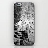 Crosswalk, Brittany, Fra… iPhone & iPod Skin