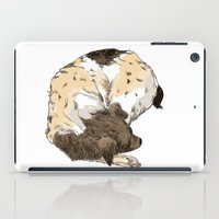 Sleeping Dog #002 iPad Case