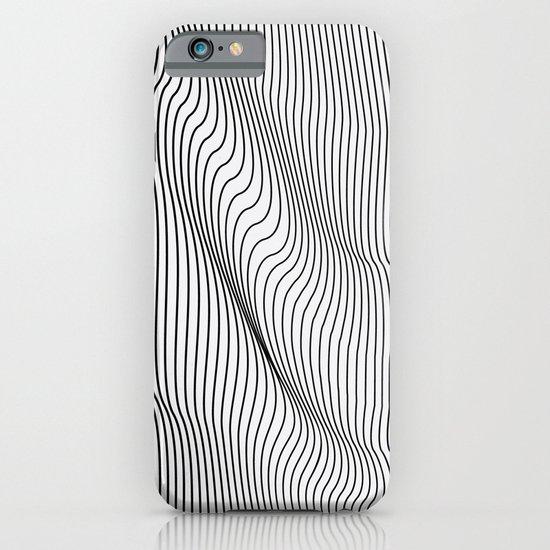 Minimal Curves iPhone & iPod Case
