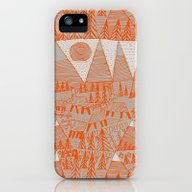Evening On The High Past… iPhone (5, 5s) Slim Case
