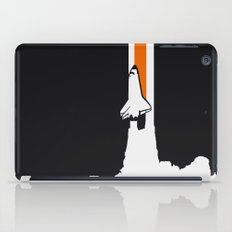 Launch me - The Final Flight of the Space Shuttle iPad Case